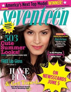 Jaslene_seventeen_cover