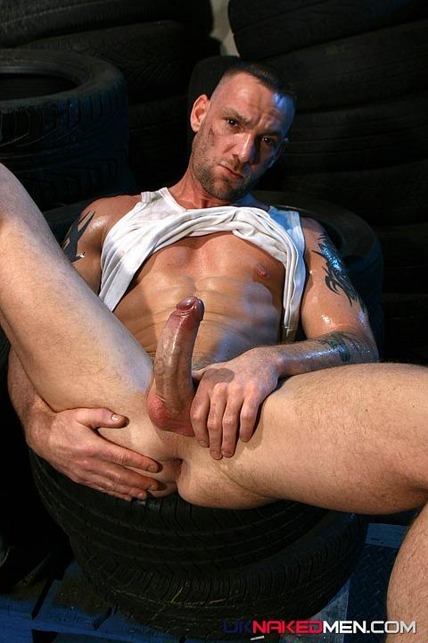 nude dirty men
