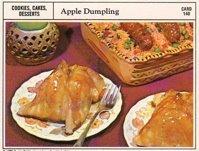 Appledumpling